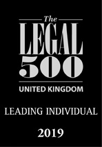 Leading individual logo 2019